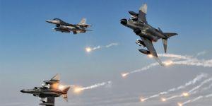 TSK'dan PKK kamplarına hava harekâtı