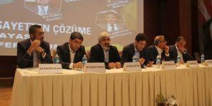 Merkezdeki elitler gasp ettikleri hakları Anadolu insanına vermek istemiyor