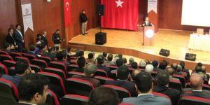 Diyarbakır'da 'Yeni Patent ve Marka Kanunu' toplantısı yapıldı
