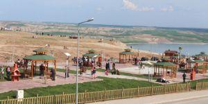 """""""Ebu Sadık Parkı ve Mesire Alanı"""" projesi halkın ilgisini çekiyor"""