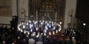 Regaip Kandili Bursa'da idrak edildi