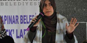 Belediye Başkan Yardımcısı DBP'nin kültür merkezlerindeki ifsat projelerini anlattı