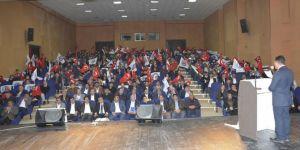Şanlıurfa Viranşehir'de tercih evet etkinliği düzenlendi