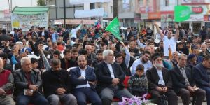 2017 Osmaniye kutlu doğum etkinliği