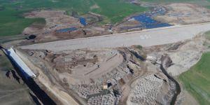 Diyarbakır Başlar Barajı tamamlandı
