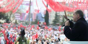 """""""16 Nisan Türkiye için her alanda yeni bir başlangıç"""""""