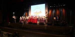Almanya'nın Saksonya Eyaleti'nde Kutlu Doğum etkinliği