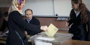 Bursa'da referandum oylaması başladı