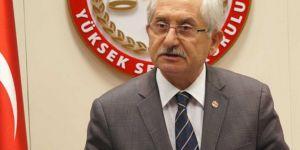 YSK Başkanı: Halkoylamasında 'Evet' çıkmıştır