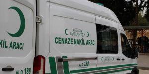 Gaziantep'te bir korucu boş arazide ölü bulundu