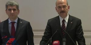 Turkish Minister Soylu: There is no external factor