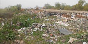 Çöplükler yeşil alana dönüştürülüyor