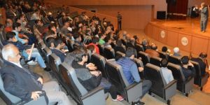 Kahramanmaraş'ta Kutlu Doğum etkinliği düzenlendi