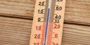 Hava sıcaklığı azalıyor