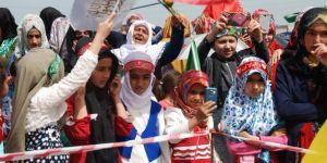 2017 Diyarbakır Çarıklı kutlu doğum etkinliği video foto