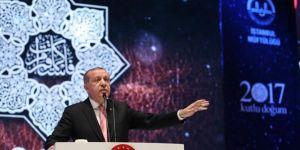 Serokkomar Erdogan: Wîladeta Pîroz ji bo ku Hz Muhammed were fêmkirin wesîle ye