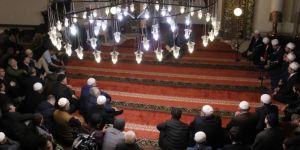 Miraç Kandili Bursa'da dualarla idrak edildi