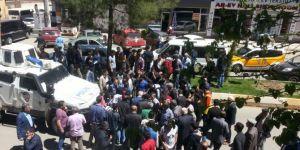 Polis zırhlı aracı çocuğa çarptı