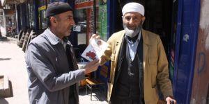 Bismil'de 3 bin siyer kitabı dağıtıldı