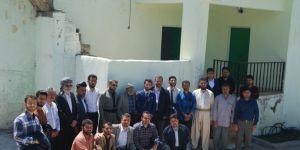 Komela İslami'den Susa Şehitliğine ziyaret