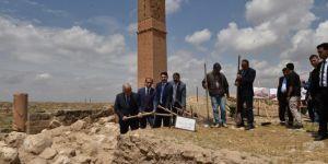 Harran Ulu Cami bin yıl sonra ilk kez restore edilecek