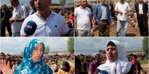 Diyarbakır Yolboyu Pirinçlik köylüsü atık suyun karıştığı kuyu suyunu içiyor