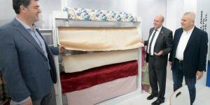 20 ülkeden 226 kişilik tekstil alım heyeti Bursa'da