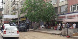 Diyarbakır'da şüpheli çanta paniği