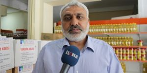 Diyarbakır Umut Kapısı Gıda Bankası Ramazan'a hazır