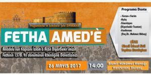 "Bismil'deki STK'lardan ""Diyarbekir'in Fethi"" programına davet"
