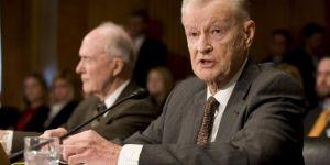 ABD'li siyaset bilimci Brzezinski öldü