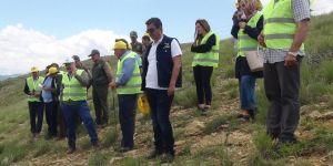 Adıyaman Çelikhan'da erozyona karşı bir milyon ağaç dikilecek