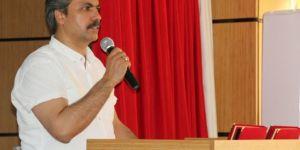 Memur-Sen Şanlıurfa Hilvan'da yönetimde adalet ve başarı konferansı düzenledi
