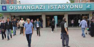 """""""Bayan yolculara öncelikli vagon"""" uygulamasına Bursalılardan destek"""