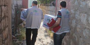 IHO EBRAR'dan muhtaç ailelere Ramazan yardımı