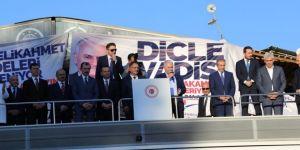 Başbakan Binali Yıldırım Diyarbakır'da toplu açılış törenine katıldı