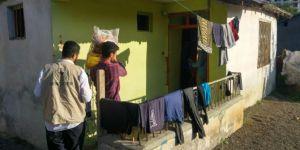 Genç-Der'den ihtiyaç sahiplerine Ramazan yardımı