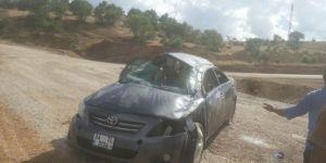 Diyarbakır- Lice Karayolunda trafik kazası: 3 yaralı