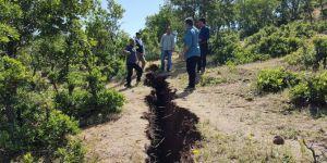 Köyde yapılan HES barajı yarıklara neden oldu iddiası