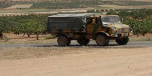 Suriye sınırında özel güvenlik bölgesi uygulaması