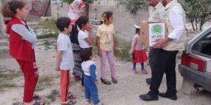 Konya Umut Kervanı Ramazan'da 100'den fazla aileye yardım ulaştırdı