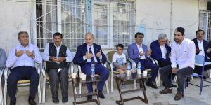 İçişleri Bakanı, Mercan ailesine taziye ziyaretinde bulundu