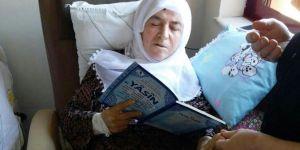HÜDA PAR Sözcüsü Yavuz'un acı günü