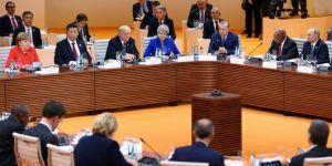 Cumhurbaşkanı Erdoğan G20 Liderler Zirvesi'ne katıldı