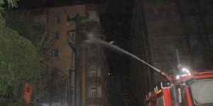 Diyarbakır Bismil'de askerlik şubesi yakınındaki trafo patladı
