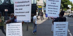 Siyahi Müslümandan G20'de protesto: Siyonist ABD Türkiye'de darbe yapmak istedi
