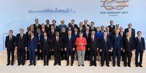 G20 Zirvesi'nin sonuç bildirgesi açıklandı