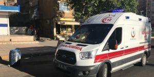 Diyarbakır Şehitlik'te cinnet getiren koca, karısı ile kızını yaraladı