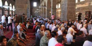 Diyarbakır'da 15 Temmuz şehitleri için mevlit okutuldu