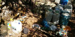 Lice Bayırlı Köyü Seyrek Mezrasında 4 PKK'li öldürüldü